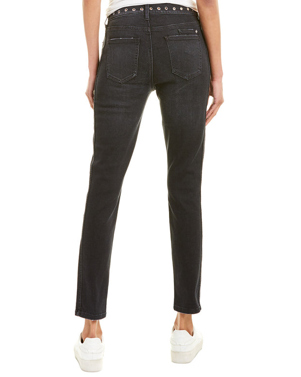 Current/Elliott The 7-Pocket Luminary High-Rise Ankle Skinny Leg
