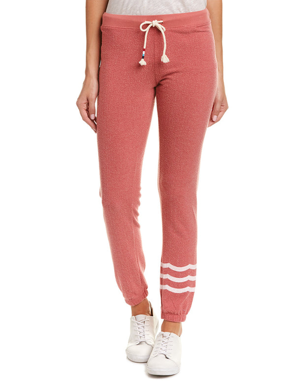 Sol Angeles Waves Hacci Slim Jogger