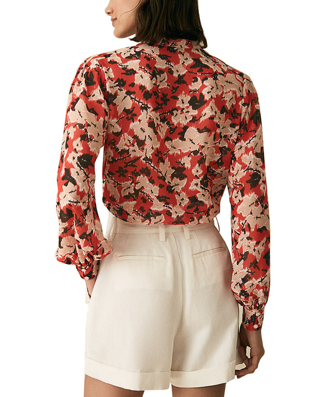 Reiss Provence Blouse