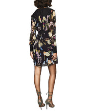 Reiss Finn Print Dress
