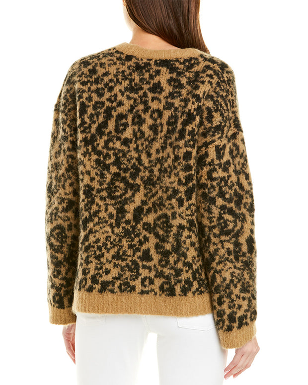 Madewell Pullover Alpaca & Wool-Blend Sweater