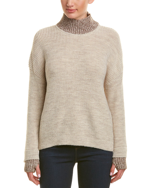 Svtr Wool & Mohair-Blend Sweater