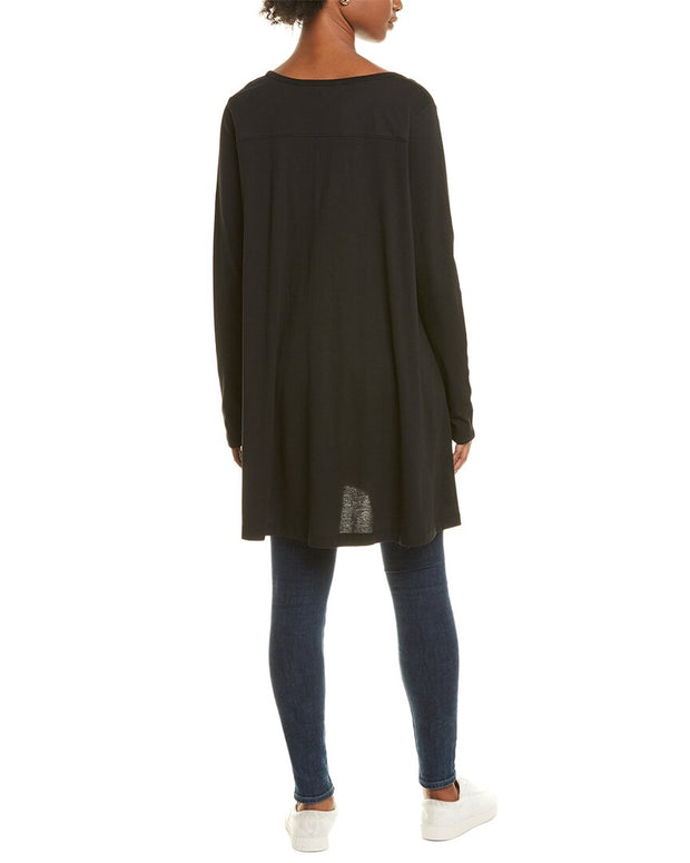 Joan Vass Scoop Tunic