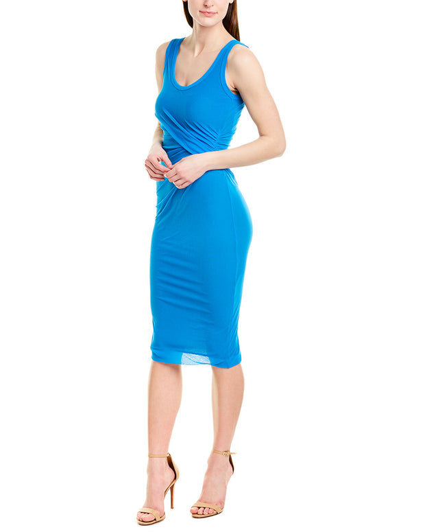 Fuzzi Midi Dress