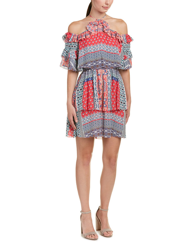 Parker Lorenza Silk Sundress