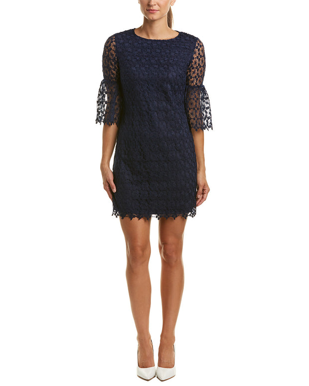 Sail To Sable Shift Dress