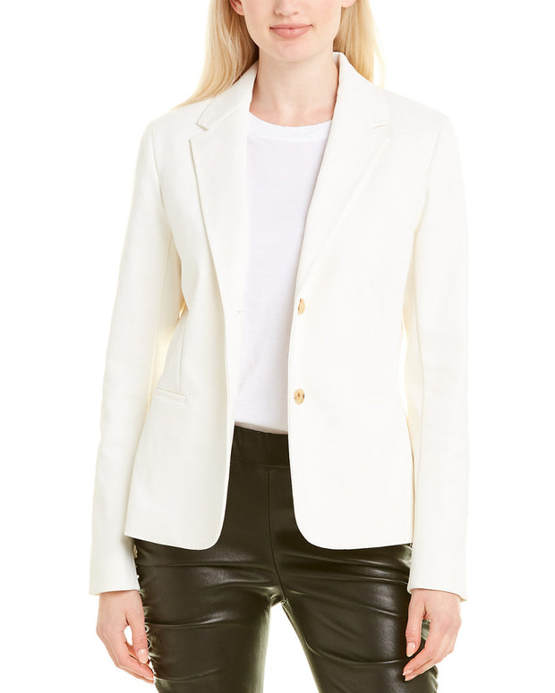 The Row Machoy Silk-Lined Jacket