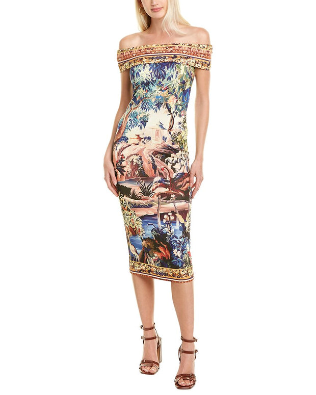 Mary Katrantzou Ireson Midi Dress