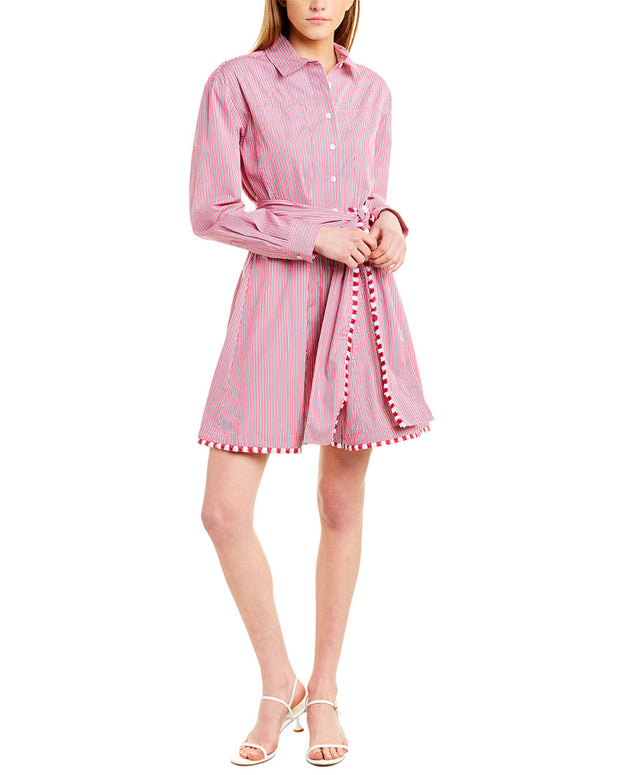 Derek Lam 10 Crosby Iona Shirtdress
