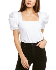 Alice + Olivia Bernice Top
