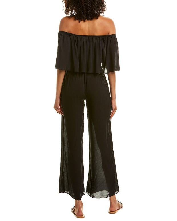 Elan Off-The-Shoulder Jumpsuit