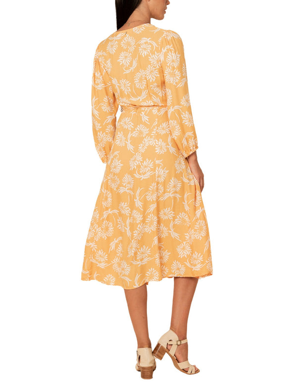 Beachgold Cindy Wrap Dress