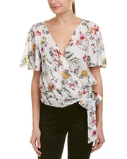 Jack Meets Kate Wrap-Around Top
