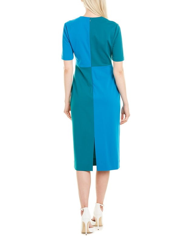 Diane Von Furstenberg Davis Sheath Dress