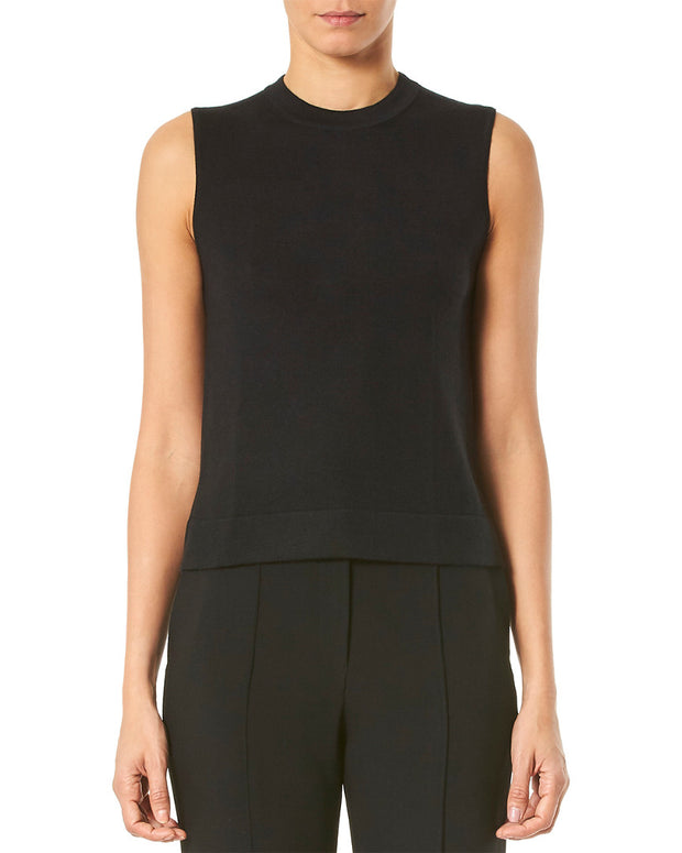 Carolina Herrera Cashmere & Silk-Blend Top
