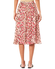 Carolina Herrera Silk Skirt