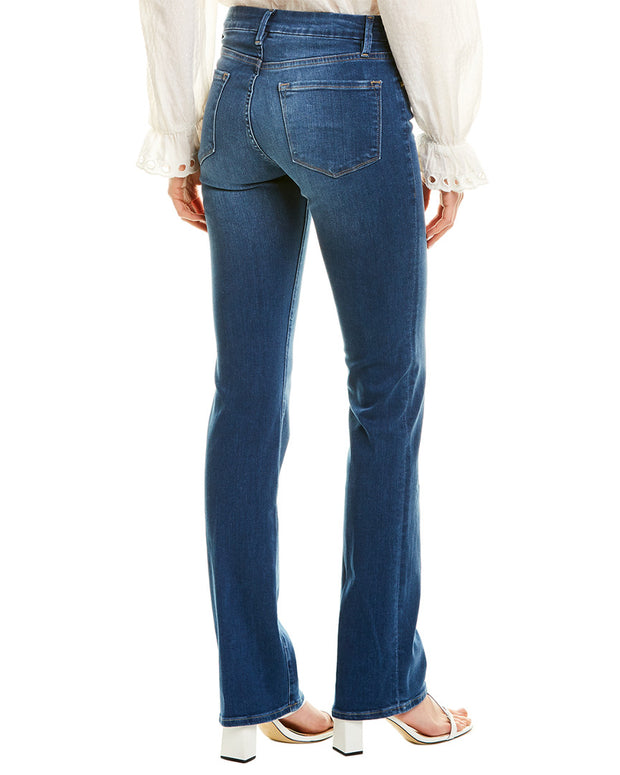 Frame Denim Le Mini Washington Circle Bootcut