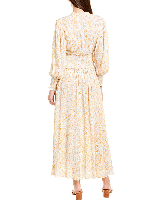 Weworewhat Addison Maxi Dress