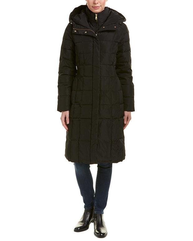 Cole Haan Signature Quilted Down Coat