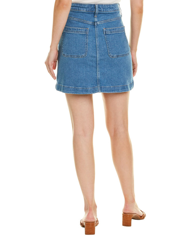 Madewell Mccaren Mini Skirt