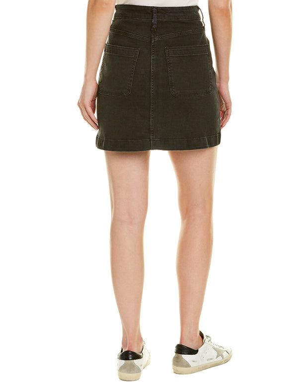 Madewell Patch Pocket Mini Skirt