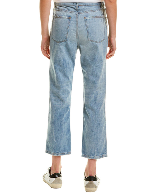 Dl1961 Premium Denim Jerry Echo Park High-Rise Vintage Straight Leg