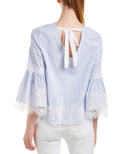 Romeo & Juliet Couture Lace Top