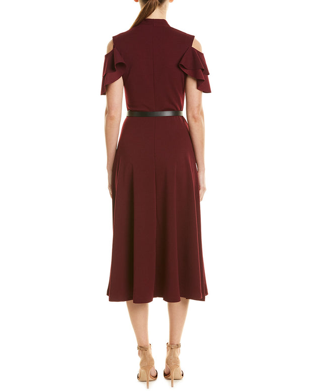 Lada Lucci Midi Dress