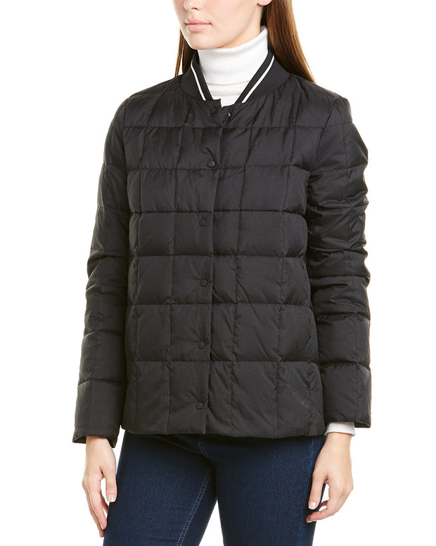 Trina By Trina Turk Puffer Down Jacket