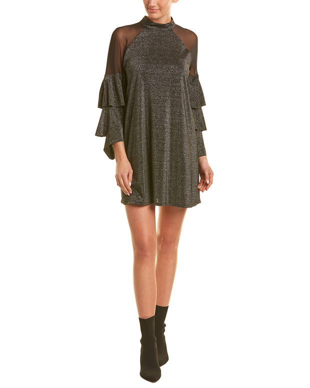 Bcbgeneration Tiered Sleeve Shift Dress