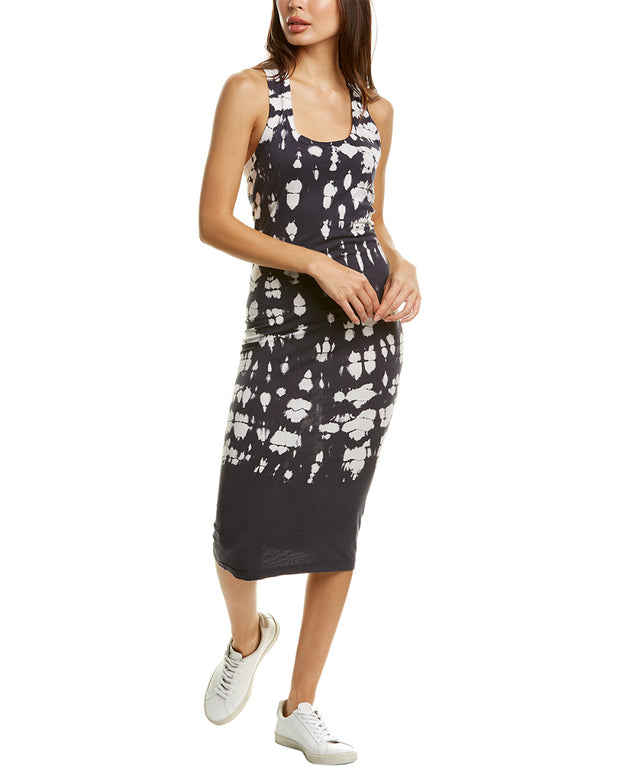 Yfb Clothing Denny Midi Dress
