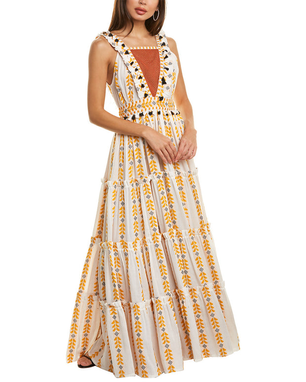 Dodo Bar Or Alicia Maxi Dress