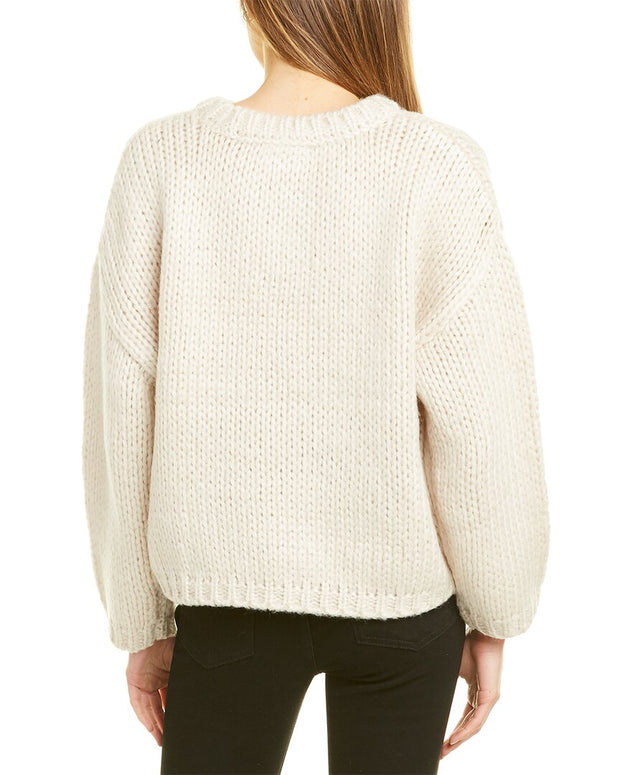 For The Republic Chunky Sweater