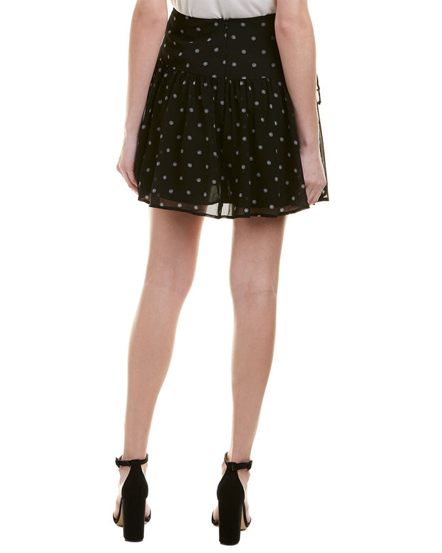 The Fifth Label Chiffon Mini Skirt