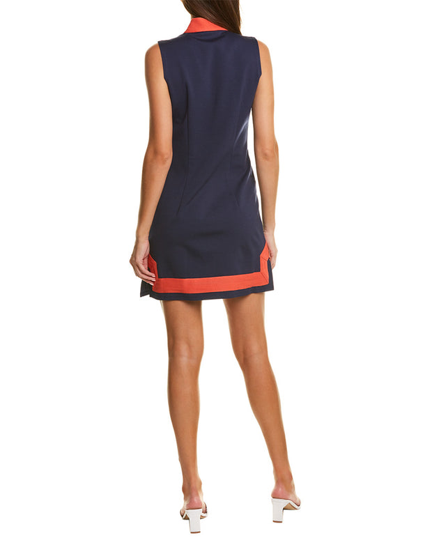 Sail To Sable Classic Tunic Dress