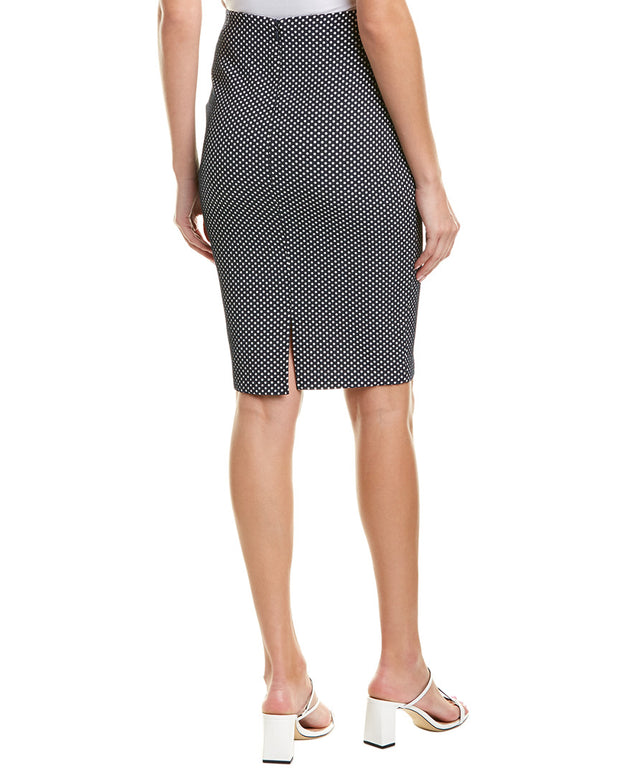 Bailey44 Skiff Woven Dot Skirt
