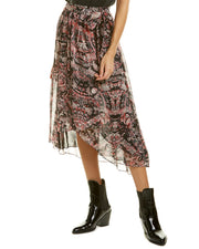 Iro Deroie Wrap Skirt