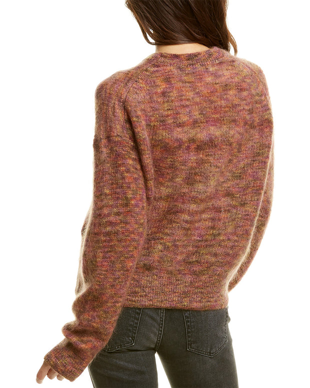 Iro Version Mohair & Wool-Blend Pullover