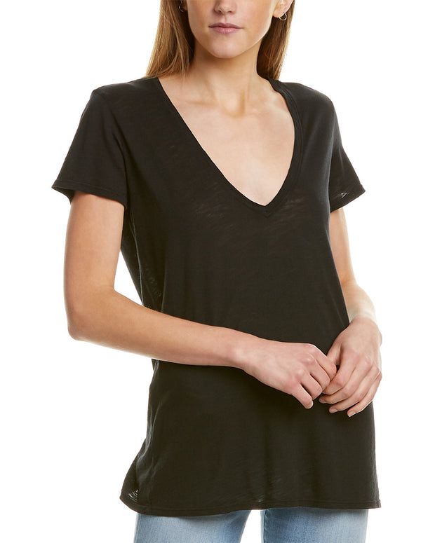 David Lerner Super Deep V-Neck T-Shirt