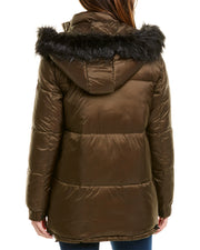 Rachel Roy Short Puffer Jacket