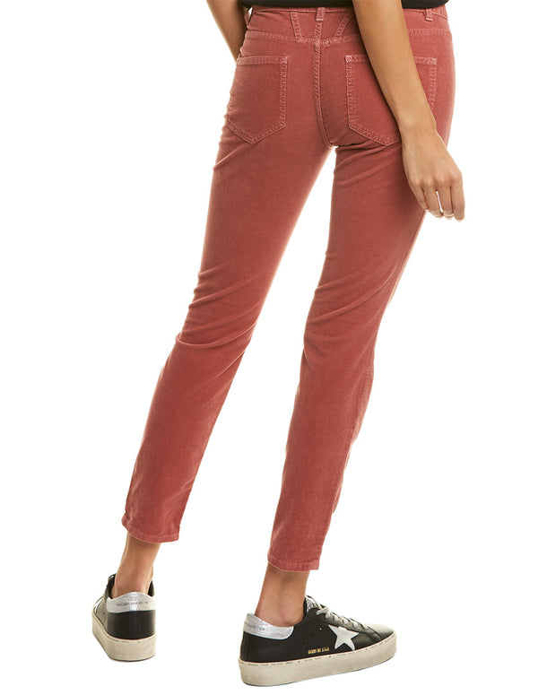 Closed Baker Cord Cropped Straight Leg Jean