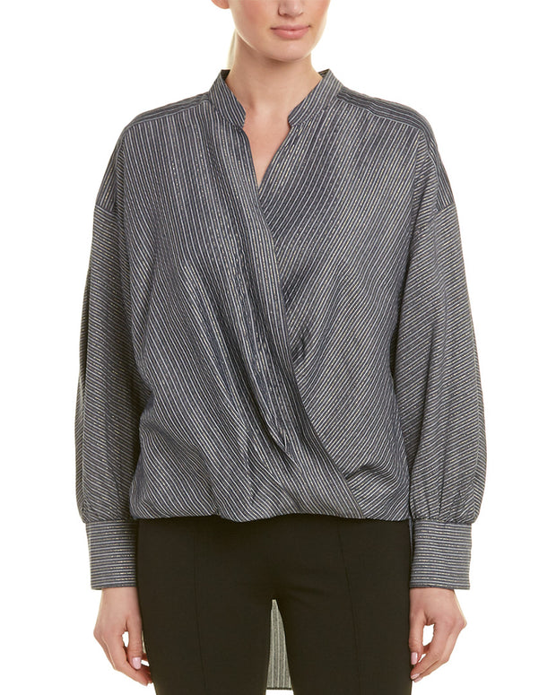 Bcbgmaxazria Draped Top