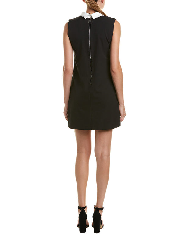 Beulah Collar Shift Dress