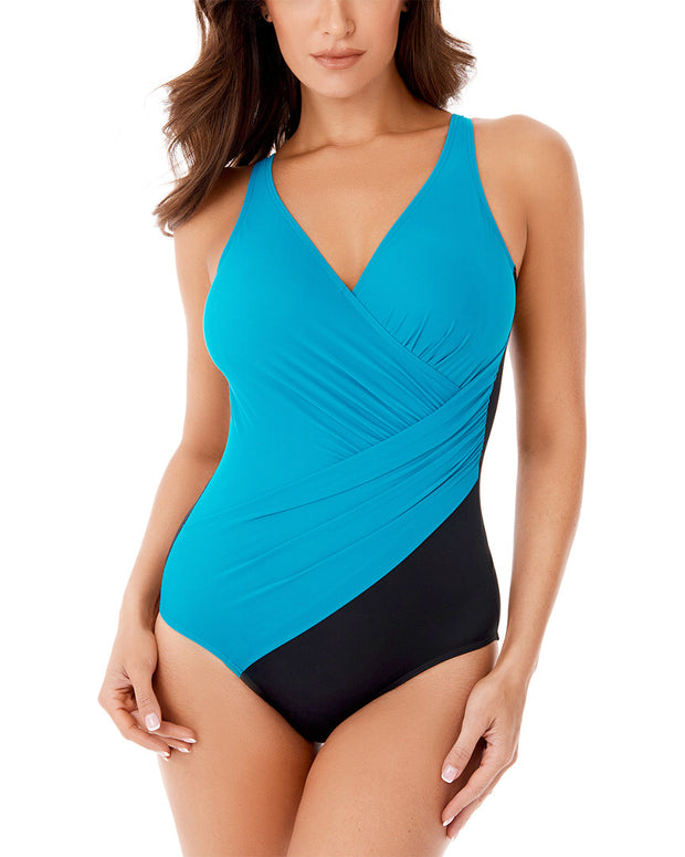 Miraclesuit Missy Solid One-Piece