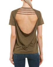 Chaser Drape Back T-Shirt