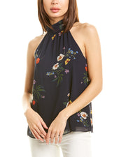 Vince Camuto Surreal Garden Top