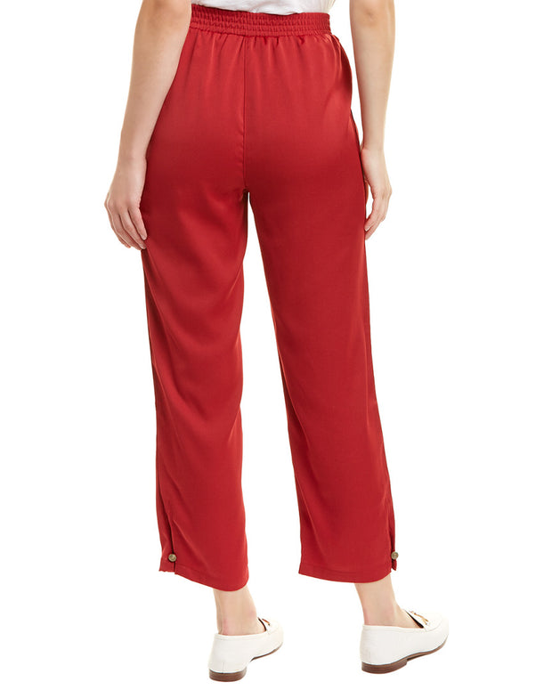 Romeo & Juliet Couture Accent Strap Pant