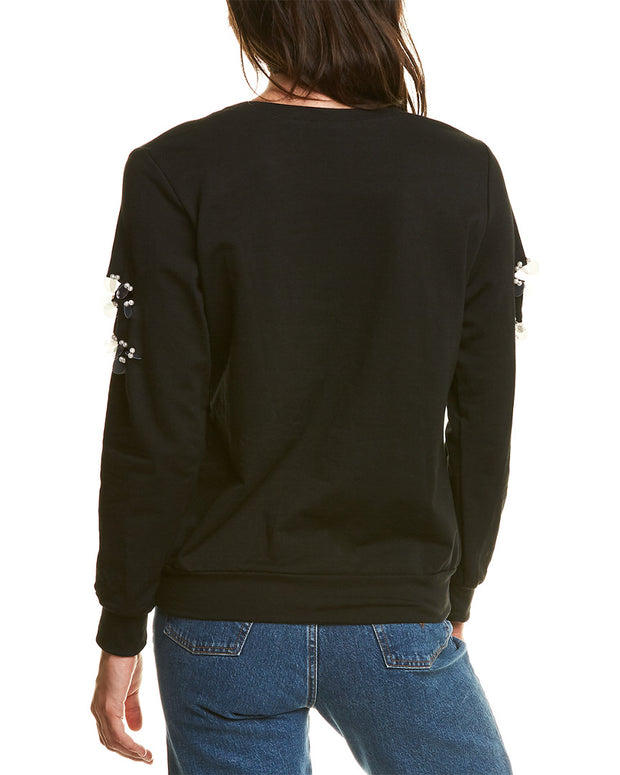 Aiden Cutout Sweatshirt