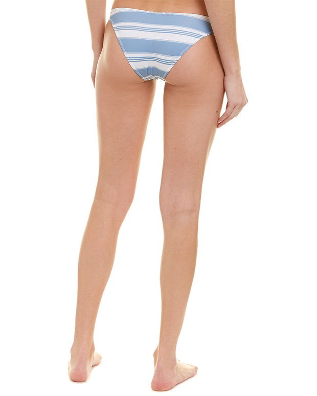 Chaser Variegated Stripe Bikini Bottom