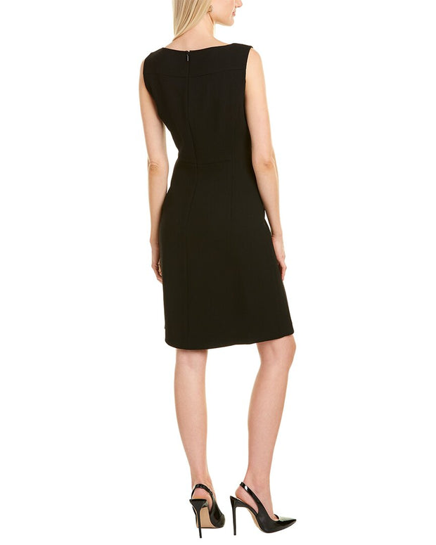 Lafayette 148 New York Maven Wool Sheath Dress